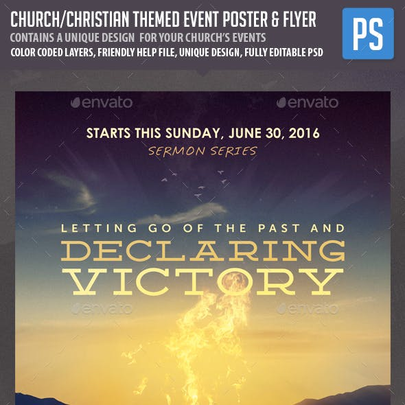 Church/Christian Themed Event Flyer/Poster