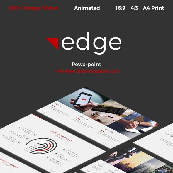 edge Powerpoint