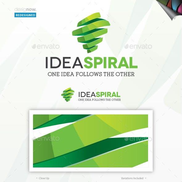 Idea Spiral Logo