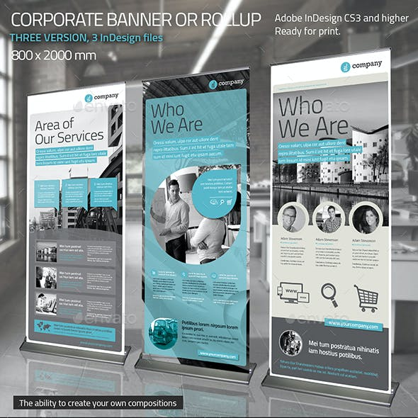 Corporate Roll-up Vol.7