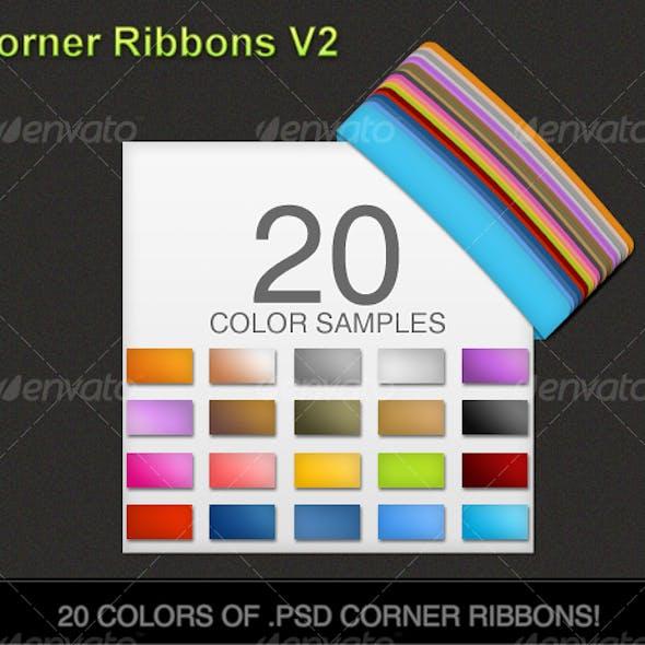 Corner Ribbons v2