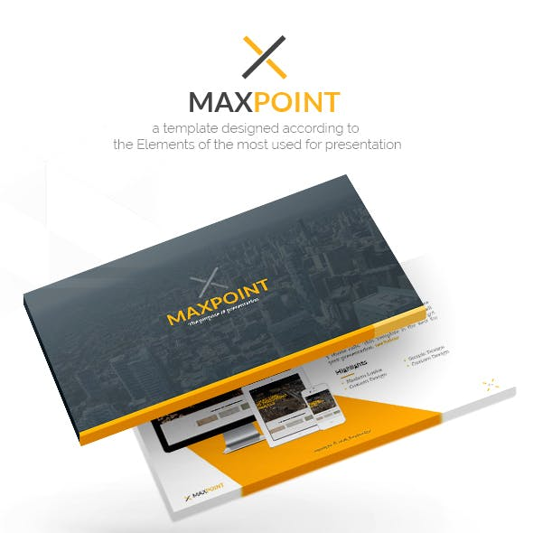 Maxpoint - Maximize your Keynote Presentation
