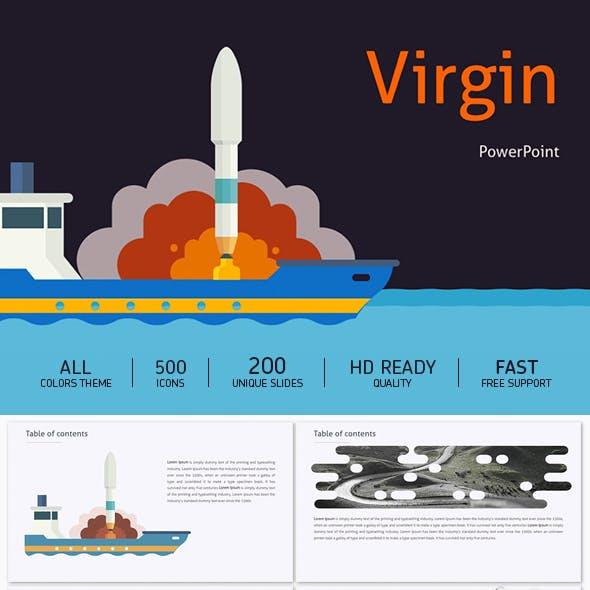 Virgin PowerPoint