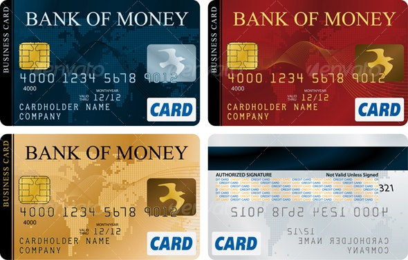 Credit Cards - Business Conceptual