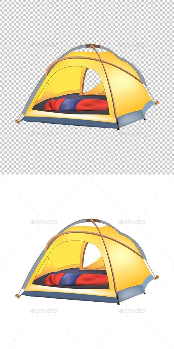 Tent - Miscellaneous Vectors