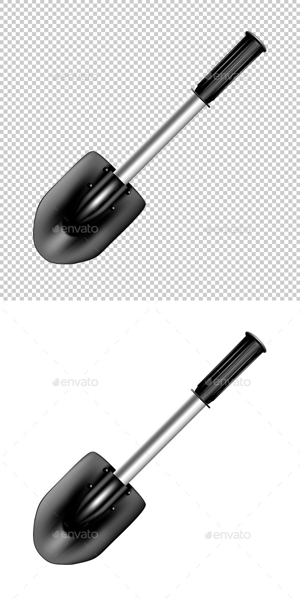 Shovel - Miscellaneous Vectors