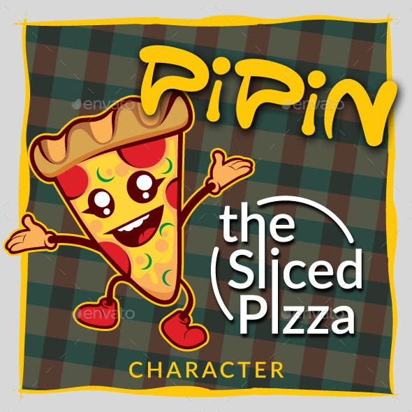 Pizza Character Kit
