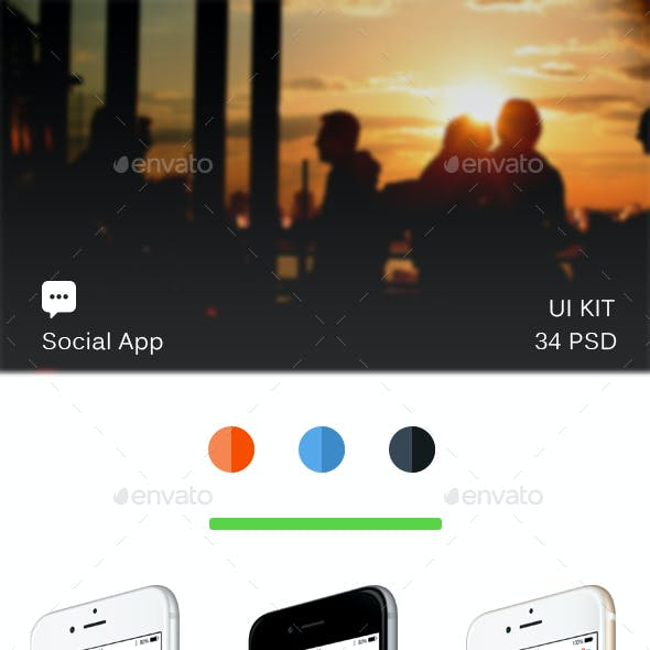 Mobile Photo Sharing App / Social Networking