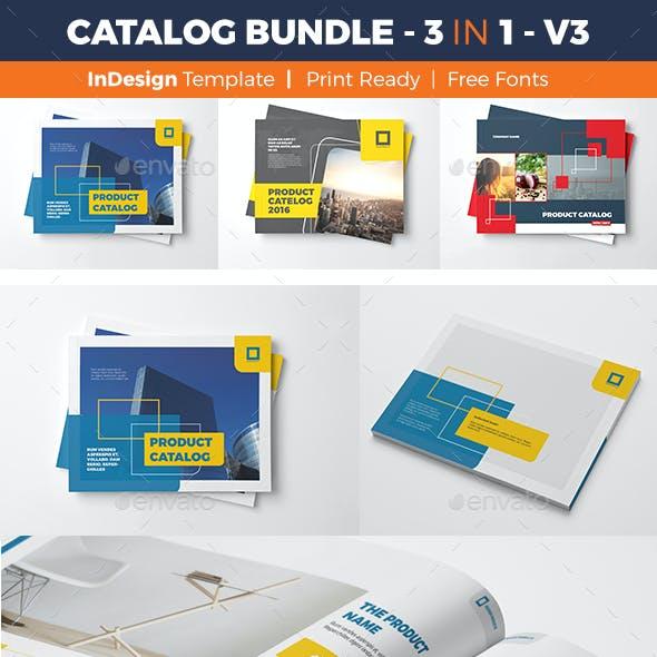 Catalog Bundle 3in1 - V3