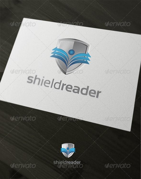 Shield reader - Objects Logo Templates