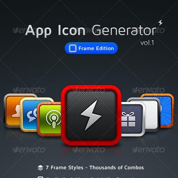 App Icon Generator Vol.1