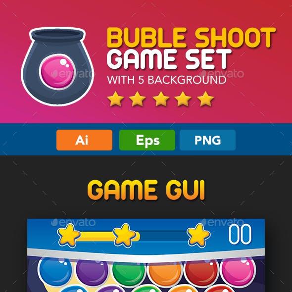 Bubble Shoot Game Kits