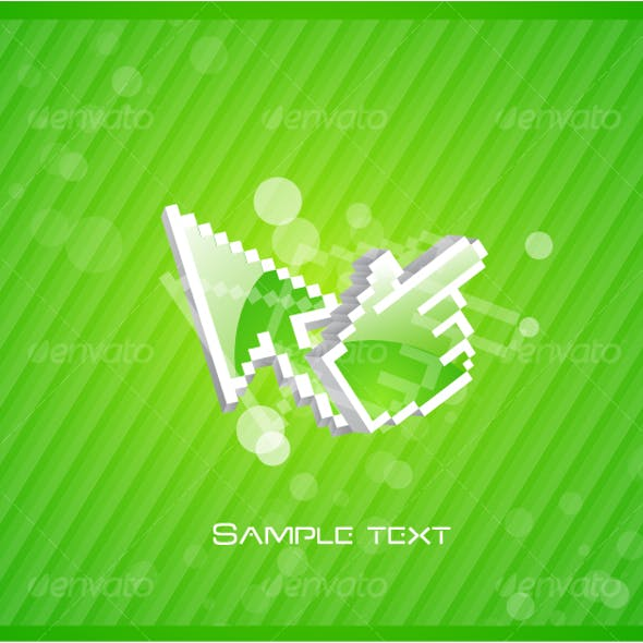 Cursor and Pointer Graphics, Designs & Templates