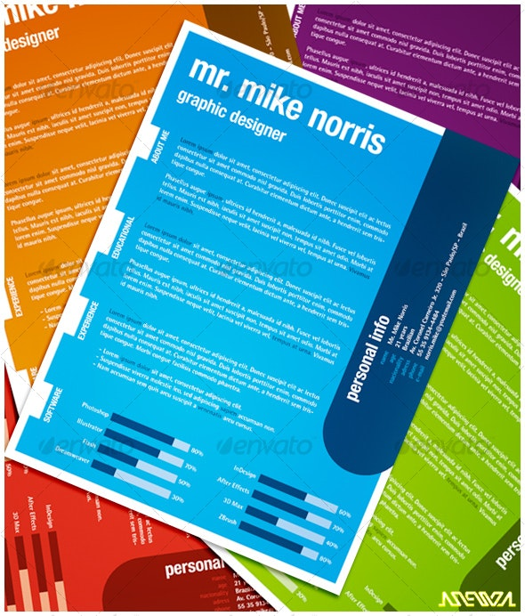 Curriculum Package 01 - Miscellaneous Print Templates