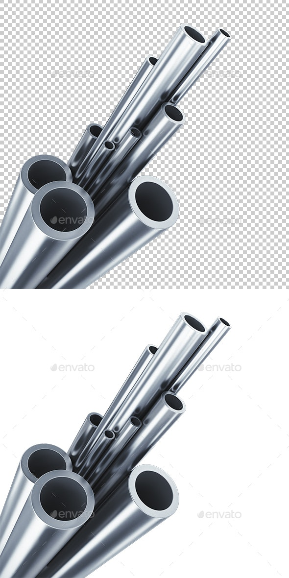 Tubes  - Objects 3D Renders
