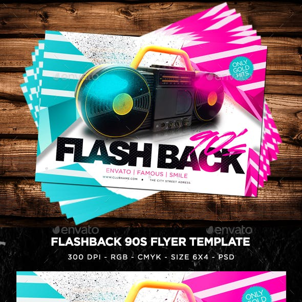 Flash Back Flyer V5
