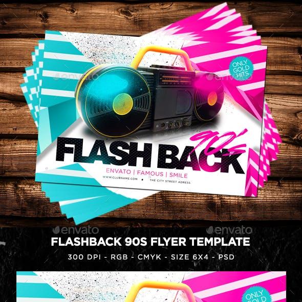 Flash Back Flyer V5