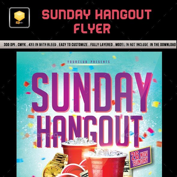 Sunday Hangout Party