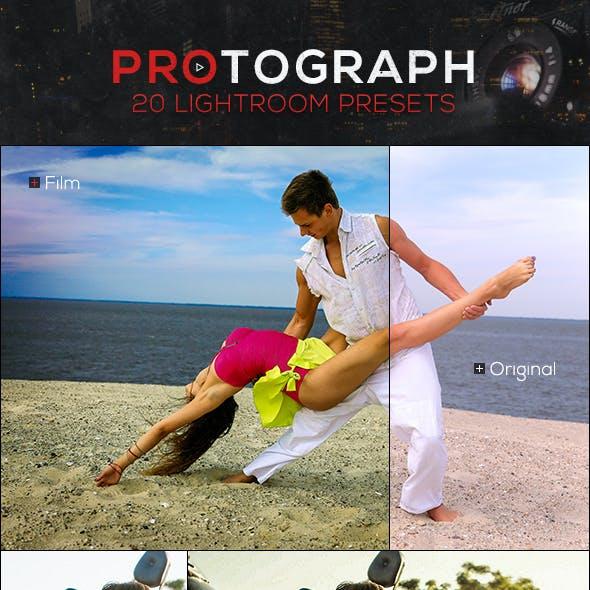 PROtograph Lightroom Presets