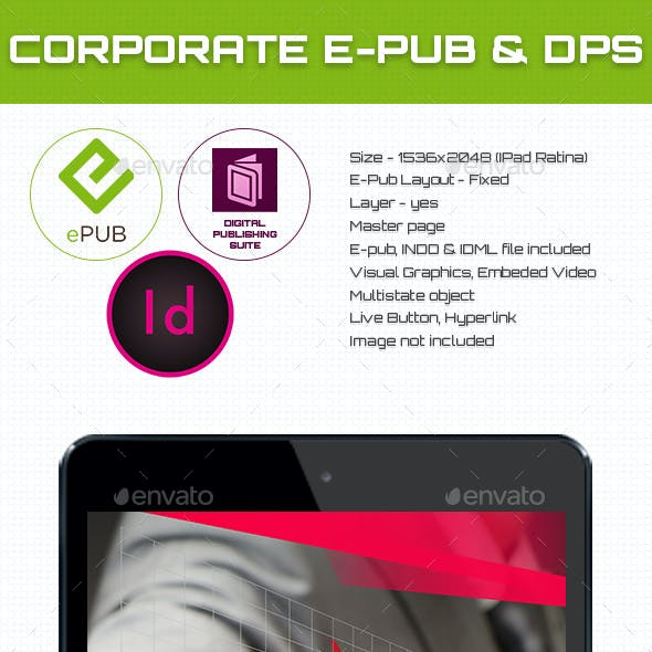 Corporate E-pub & DPS