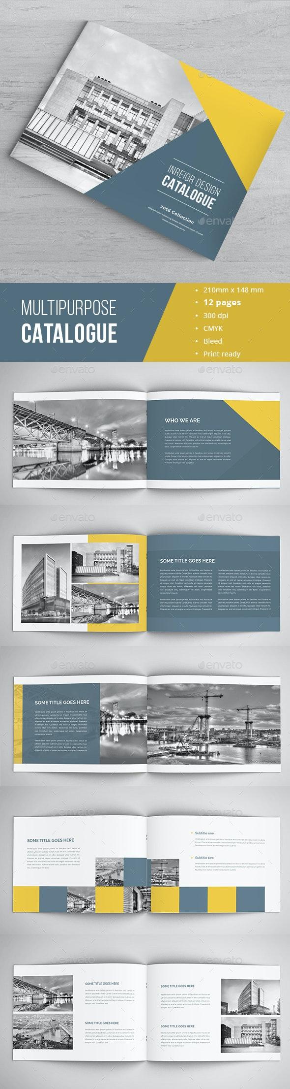 Modern Architecture  Brochure - Corporate Brochures