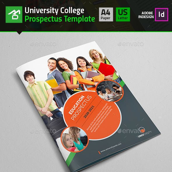 University College Prospectus / Magazine