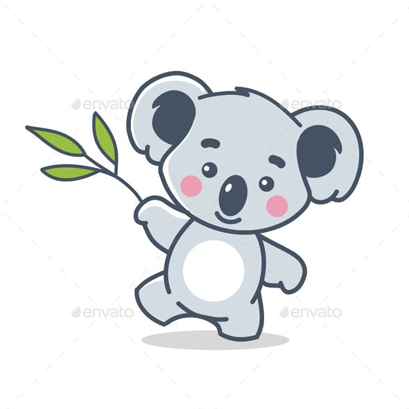 Unduh 550+ Wallpaper Animasi Koala Paling Keren