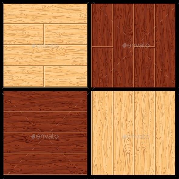 Parquet Vector Seamless Pattern Hardwood Flooring