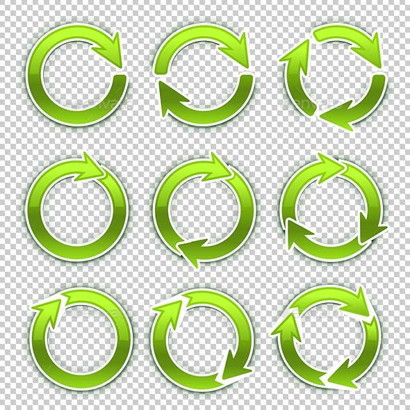 Arrow Circles
