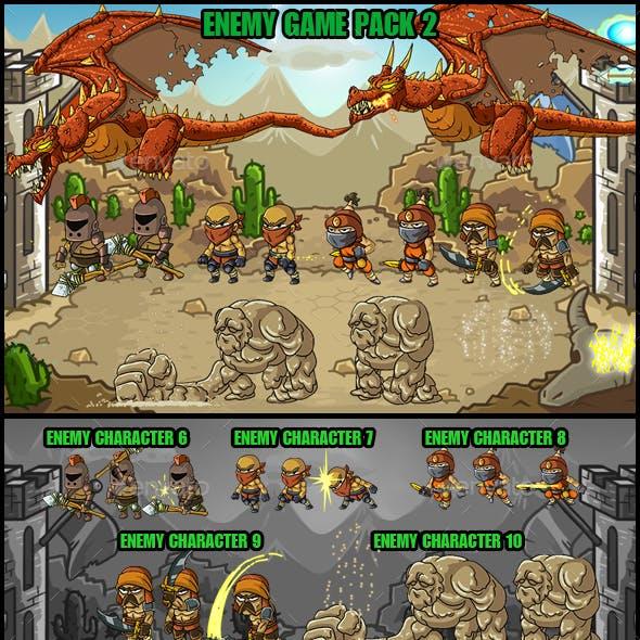 Enemy Game Pack 2