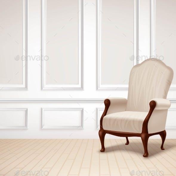 Classic Interior Illustration