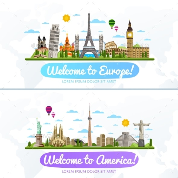 Travel and Tourism - Travel Conceptual