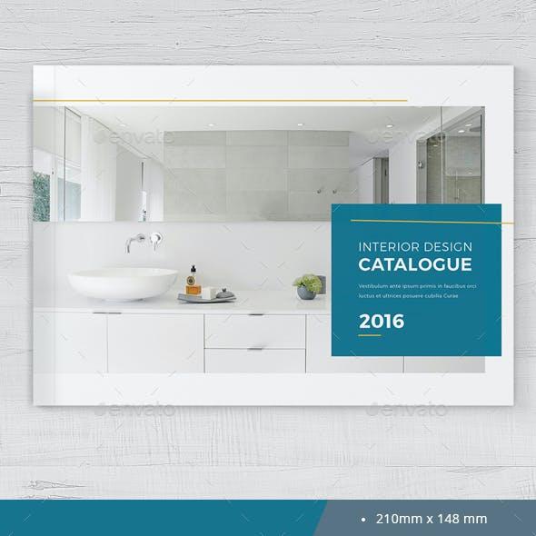 Minimal Catalogue Brochure