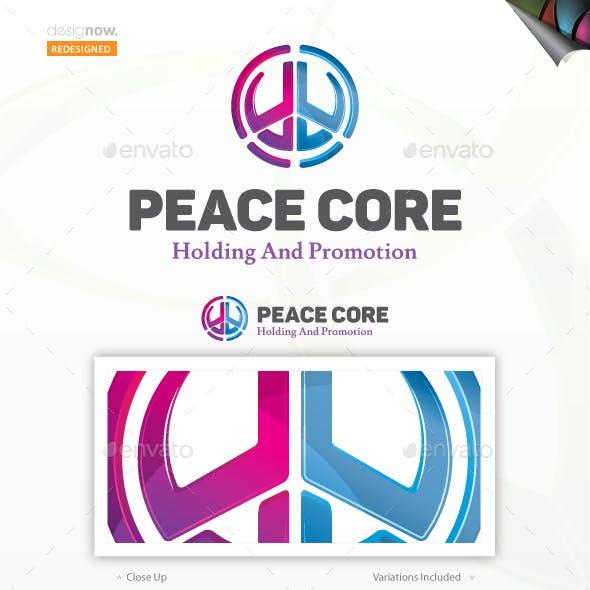 Peace Core Logo