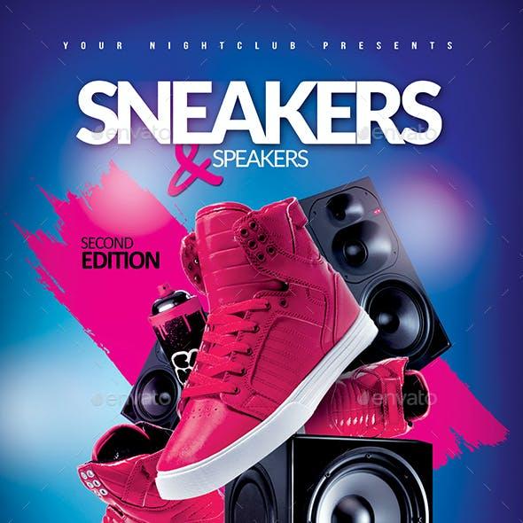 Sneakers n Speakers 2