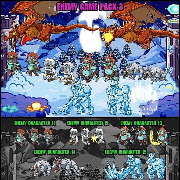 Enemy Game Pack 3