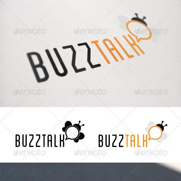 Buzz Talk Logo