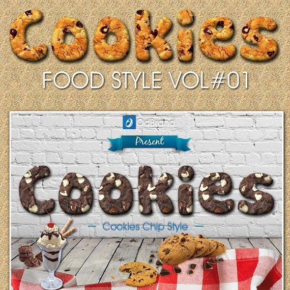 Cookies Style Vol.1