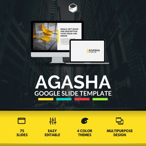 AGASHA - Google Slide Template