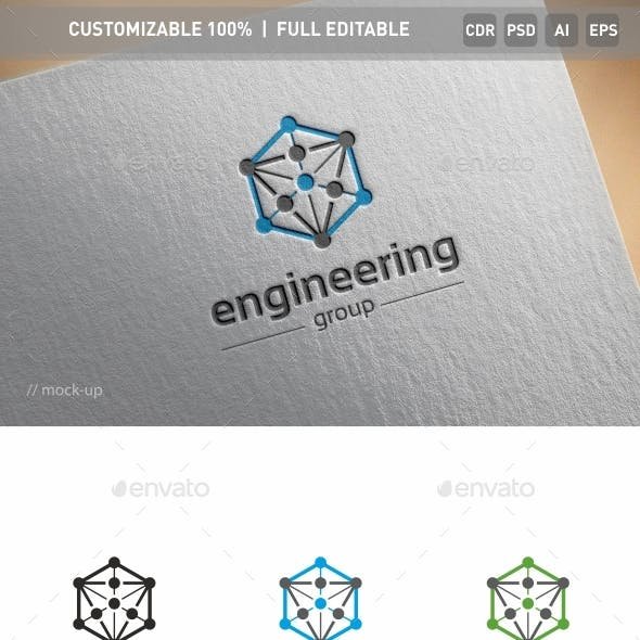Engineering Logo Template
