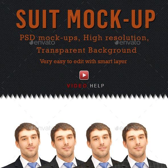 Suit Mock-up