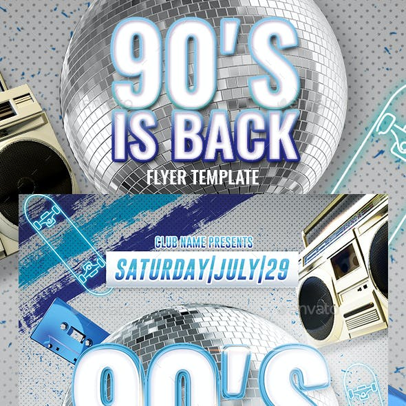 90's Is Back