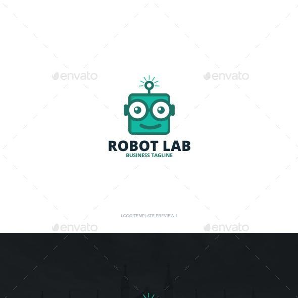 Robot Lab Logo
