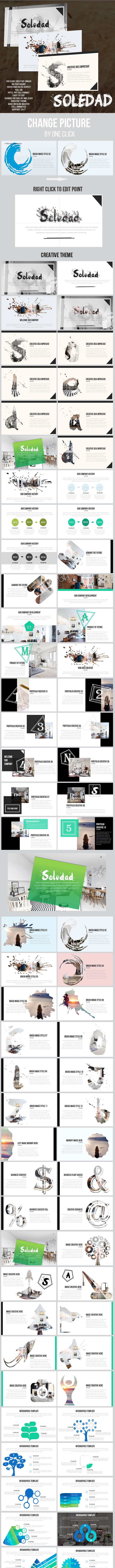 Soledad Powerpoint Templates - Business PowerPoint Templates
