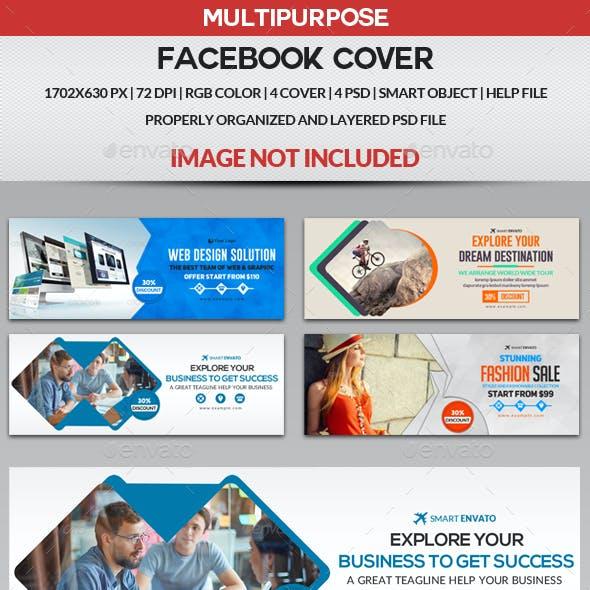 Facebook Cover - 4 Design