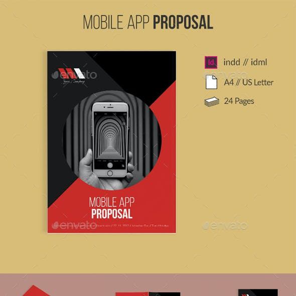 Mobile App Proposal