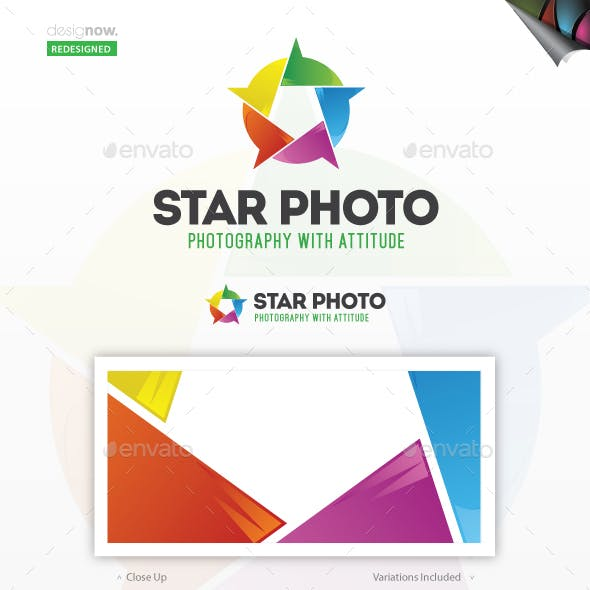 Star Photo Logo