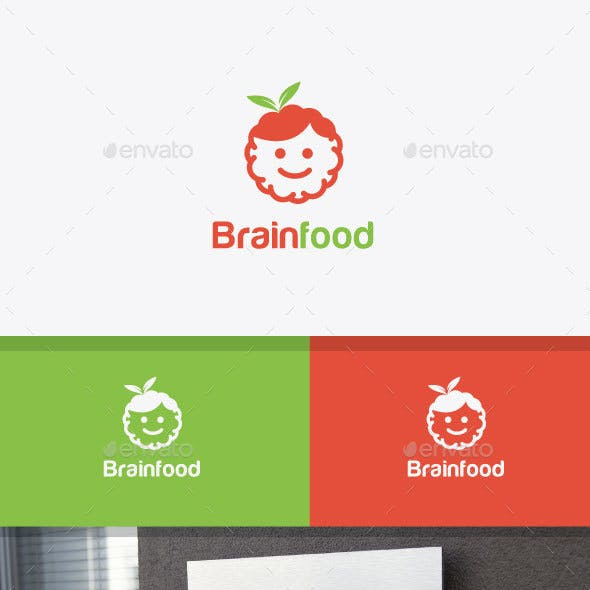 Brain Food Logo