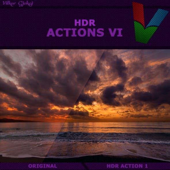 HDR Actions VI