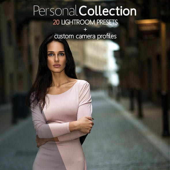 Personal Collection of 20 Lightroom Presets